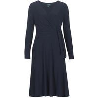 Textiel Dames Lange jurken Lauren Ralph Lauren COREEN Marine