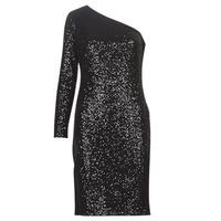Textiel Dames Korte jurken Lauren Ralph Lauren MARRI Zwart