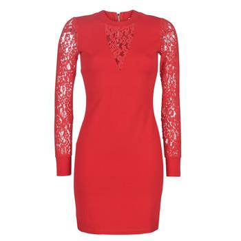 Textiel Dames Korte jurken Moony Mood LICE Rood