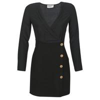 Textiel Dames Korte jurken Moony Mood LUCE Zwart