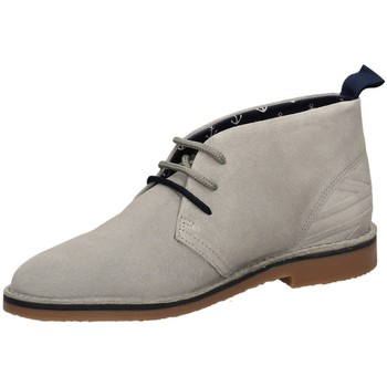 Schoenen Heren Laarzen Submariine London NEW MANCHESTER cimde-grigio