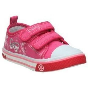 Schoenen Kinderen Lage sneakers Katini DTJ6411-FY. rose