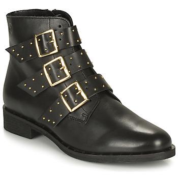 Schoenen Dames Laarzen Betty London LYS Zwart