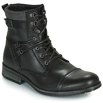Schoenen Heren Laarzen Casual Attitude RIVIGH Zwart