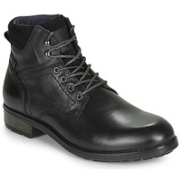 Schoenen Heren Laarzen Casual Attitude LULLY Zwart