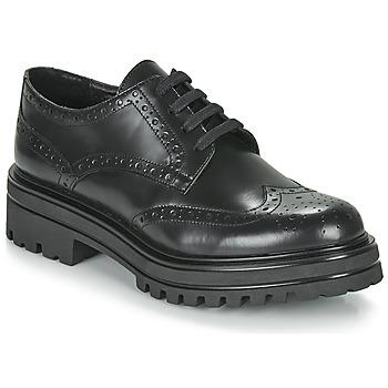 Schoenen Dames Derby Jonak ARICIE Zwart
