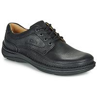 Schoenen Heren Derby Clarks NATURE THREE Zwart