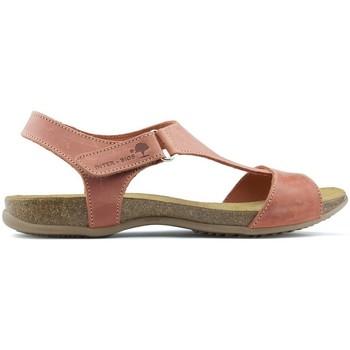 Schoenen Dames Sandalen / Open schoenen Interbios TUSSENTIJDS ANATOMISCHE SANDALEN 4420 TILE
