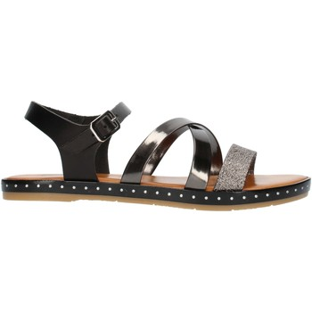 Schoenen Dames Sandalen / Open schoenen Cala Molina M751D Gunmetal