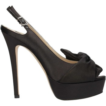 Schoenen Dames Sandalen / Open schoenen Luciano Barachini 8564 Black