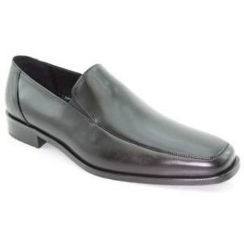 Schoenen Heren Derby & Klassiek Ellequeen 01081S Noir