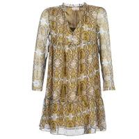Textiel Dames Korte jurken Moony Mood LONI Geel