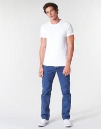 Textiel Heren Straight jeans Levi's 514 STRAIGHT Stonewash / Stretch / T2