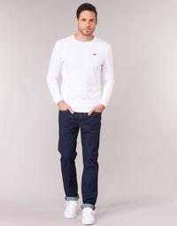 Textiel Heren Straight jeans Levi's 514 STRAIGHT Blauw