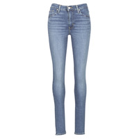 Textiel Dames Skinny Jeans Levi's 721 HIGH RISE SKINNY Angeles / Sun
