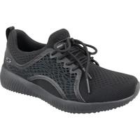 Schoenen Dames Lage sneakers Skechers Bobs Squad 32507-BBK