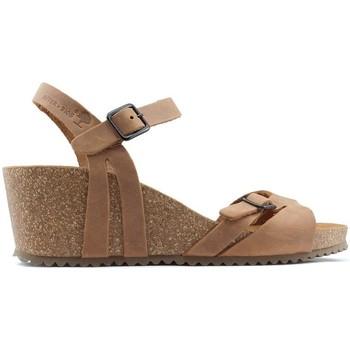 Schoenen Dames Sandalen / Open schoenen Interbios W Sandaal comfortabele anatomische vrouw OURS