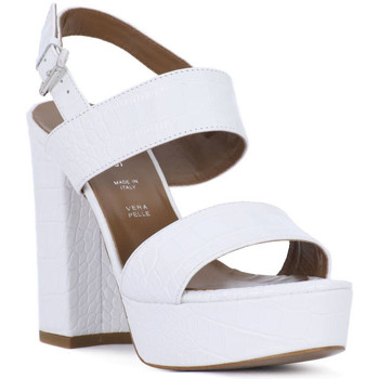 Schoenen Dames Sandalen / Open schoenen Priv Lab BIANCO KAIMAN Bianco