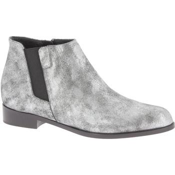 Schoenen Dames Enkellaarzen Giuseppe Zanotti I47085 argento