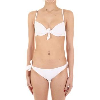 Textiel Dames Bikini Joséphine Martin MARA Bianco