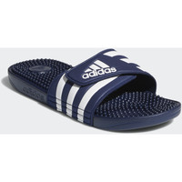 Schoenen Heren slippers adidas Originals Adissage Badslippers Blauw