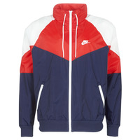 Textiel Heren Windjack Nike M NSW HE WR JKT HD + Marine