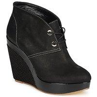 Schoenen Dames Low boots Gaspard Yurkievich C4-VAR8 Zwart