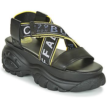 Schoenen Dames Sandalen / Open schoenen Buffalo 1501024 Zwart