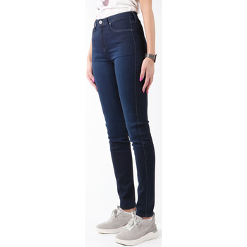 Textiel Dames Skinny Jeans Lee Scarlett High L626AYNA navy