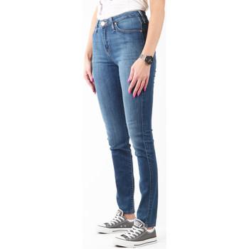 Textiel Dames Skinny Jeans Lee Scarlett High L626SVMK navy
