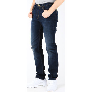 Textiel Heren Skinny jeans Lee Luke Deep Shadow L719YQDP navy