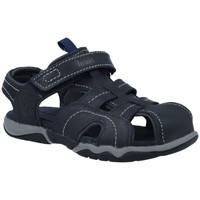 Schoenen Kinderen Sandalen / Open schoenen Timberland A1LKN blauw