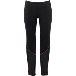 Textiel Dames Leggings Lisca Energy  Cheek Sports Leggings zwart Parelmoer Zwart