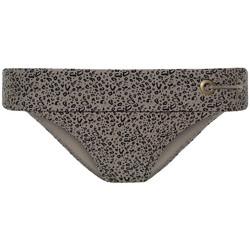 Textiel Dames Bikinibroekjes- en tops Beachlife Cheetah  zwempakkousen Lila
