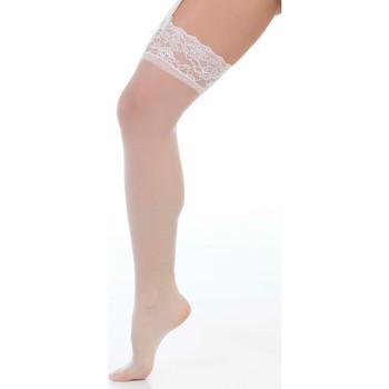 Ondergoed Dames Panty's/Kousen Selmark Ivory Clarisse Kousen Geel