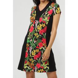 Textiel Dames Korte jurken Admas Strandjurk Hawaii Groene
