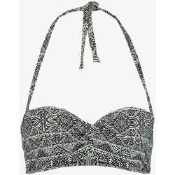 Textiel Dames Bikinibroekjes- en tops Lascana Giselle  Bandeau Zwempak Top Groene