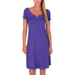Textiel Dames Korte jurken Lisca Strandjurk Bilbao Blauw