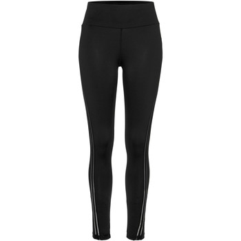 Textiel Dames Leggings Lascana Actieve  Sports Leggings zwart Parelmoer Zwart