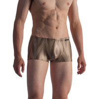 Ondergoed Heren Boxershorts Olaf Benz Zwemmen Shorty BLU1850 Paars