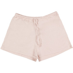 Textiel Dames Pyjama's / nachthemden Admas Binnenshuis te dragen pyjama shorts tank top Vandaag Outfit Wit Kant