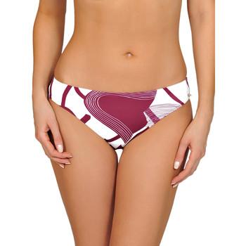 Textiel Dames Bikinibroekjes- en tops Lisca Karpathos  Zwempakkousen Chocolade