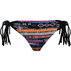 Textiel Dames Bikinibroekjes- en tops Luna Apache  zwempakkousen Parelmoer Zwart