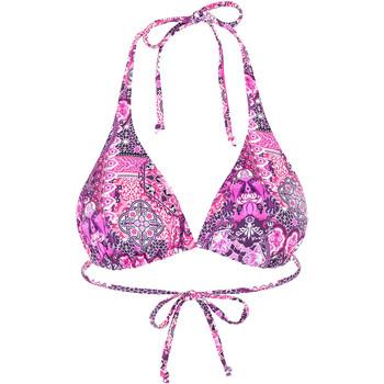 Textiel Dames Bikinibroekjes- en tops Lascana Buffel  Zwempak Top Groene