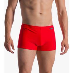 Textiel Heren Zwembroeken/ Zwemshorts Olaf Benz Bad Boxer BLU1753 Zand