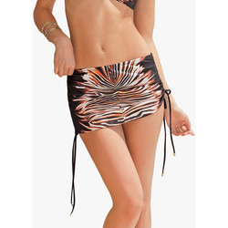 Textiel Dames Rokken Lisca Afrika  zwemmen en strand pareo rok Groene