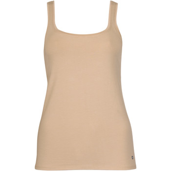 Textiel Dames Mouwloze tops Lisca Happy Day Tank Top  Cheek Pruim