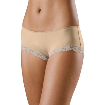 Ondergoed Dames Boxers Lascana Microvezel Shorty Perfecte Basis Pruim