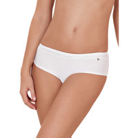 Ondergoed Dames Boxers Lisca Pearl  Invisible Shorty Wit