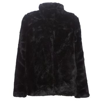 Textiel Dames Mantel jassen Vero Moda VMMINK Zwart